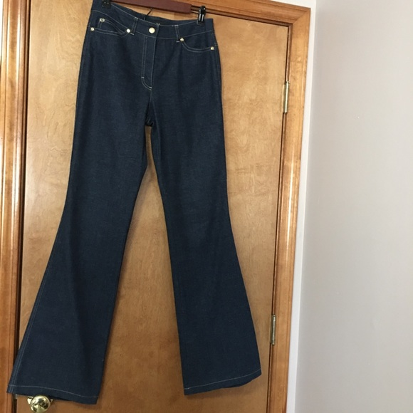 Escada Sz 36  Boot cut/ flare jeans